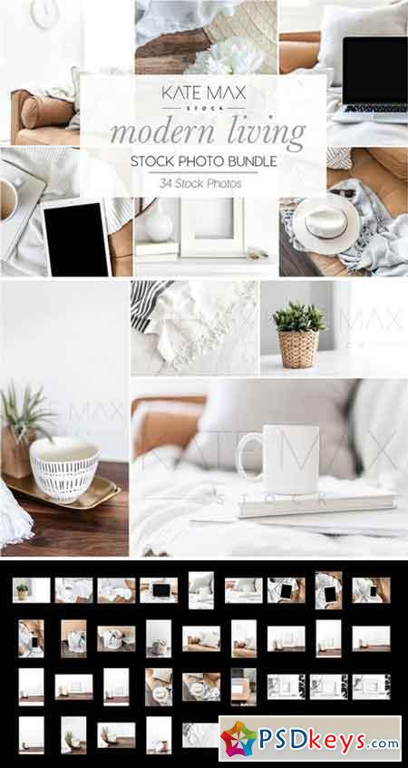 Modern Living Stock Photo Bundle 2323509