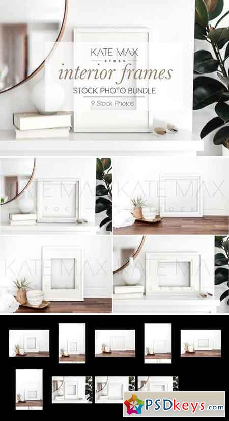 Interior Frames Stock Photo Bundle 2323513