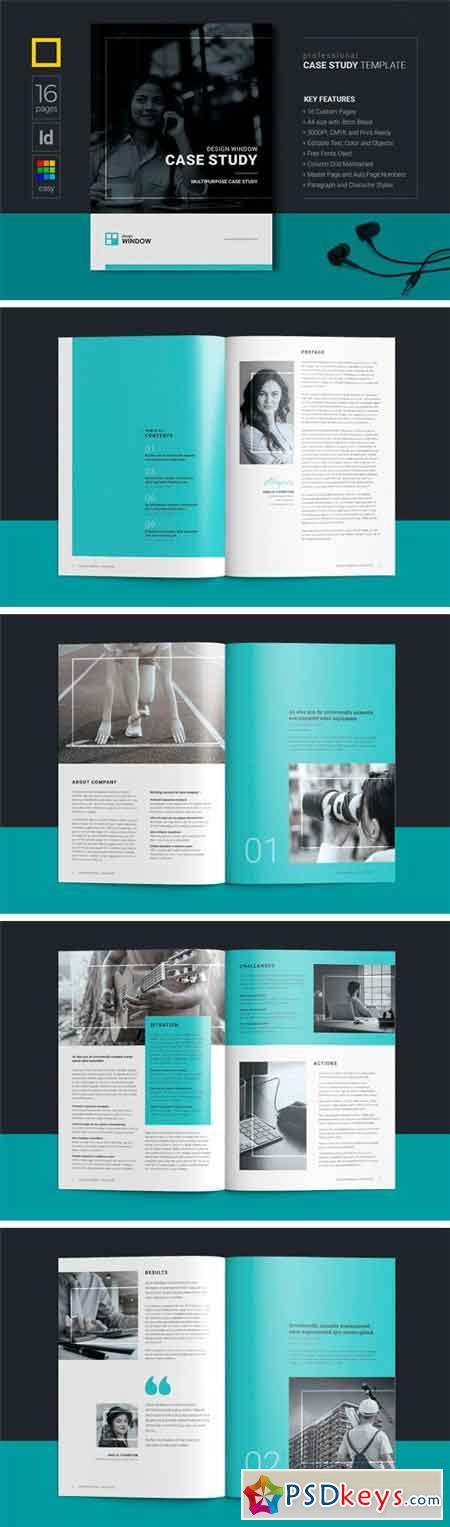 Case Study Booklet 2317564