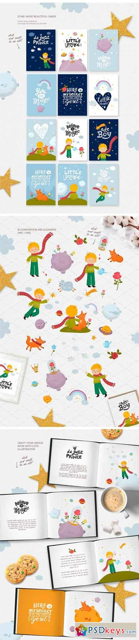 Little Prince Book Creator 2268986