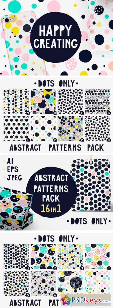Abstract Seamless Patterns 2317002