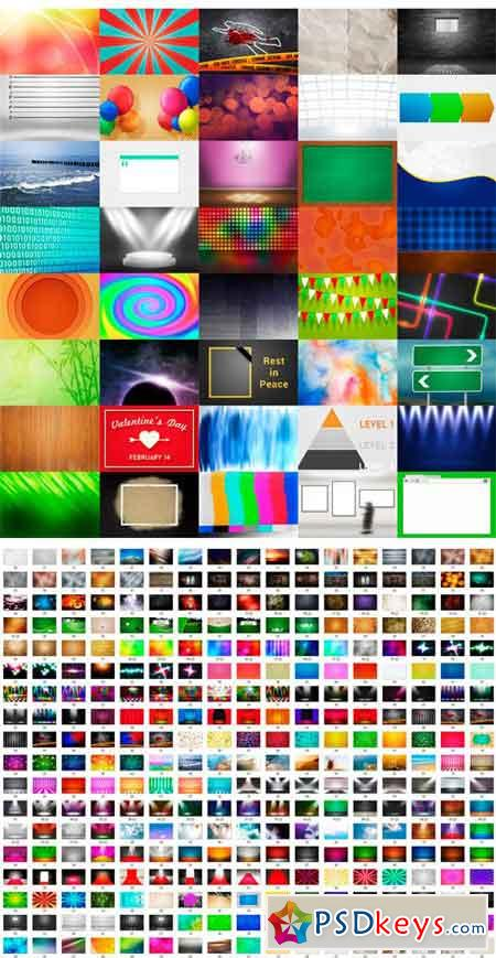 1000 Backgrounds Big Bundle 2102807