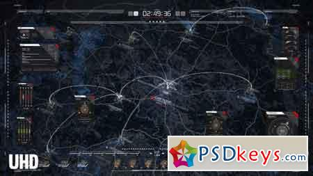 HUD Map Pack 21241444 - After Effects Projects » Free