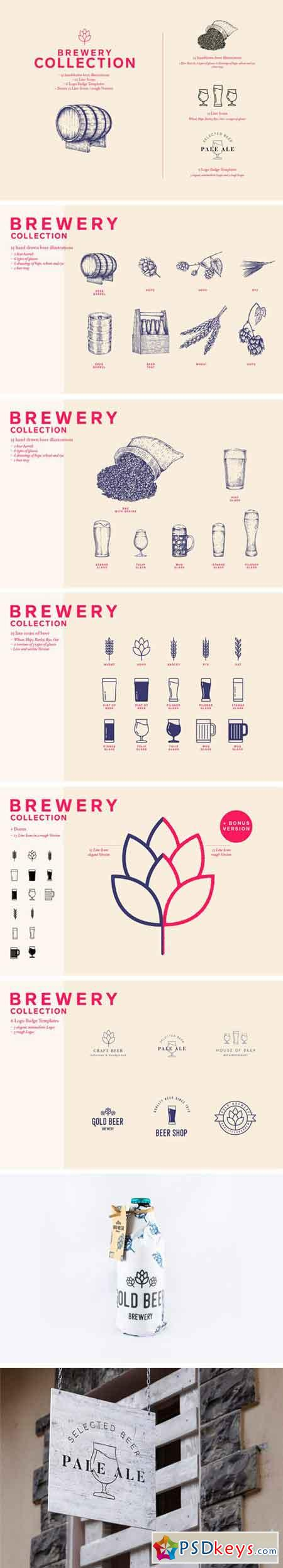 The Beer Collection 2271224