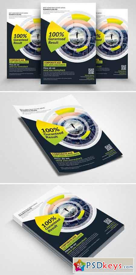 Industry Business Flyer Templates 2339817