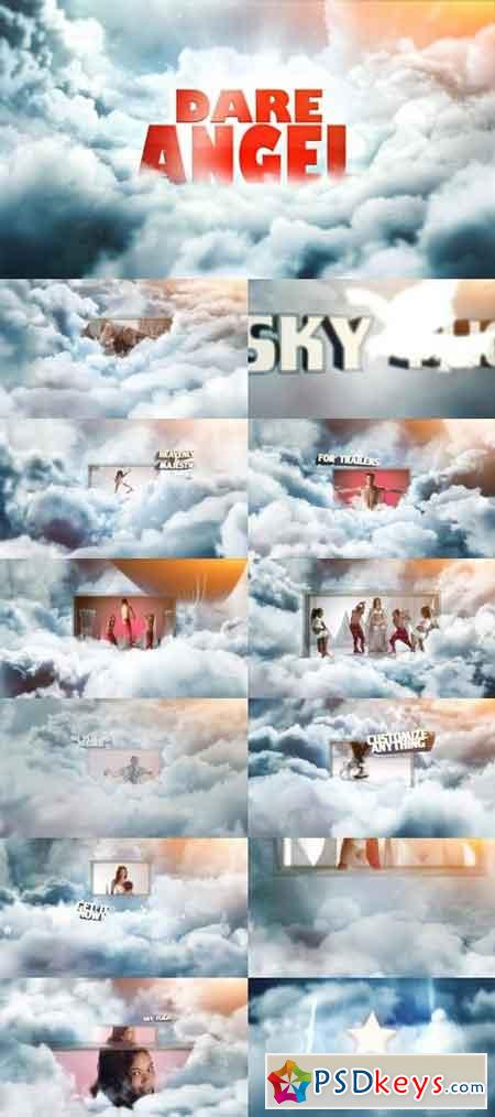 Sky Flight 7745627 - After Effects Projects