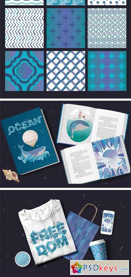 Magic Ocean Kit 2292969