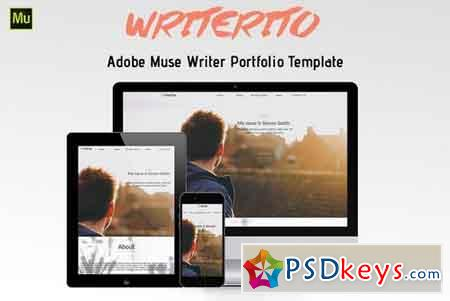 Writerito - Muse Template for Writer 1334871