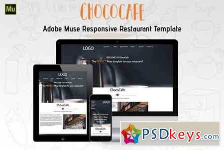 ChocoCafe - Restaurant Muse theme 1334833 » Free Download