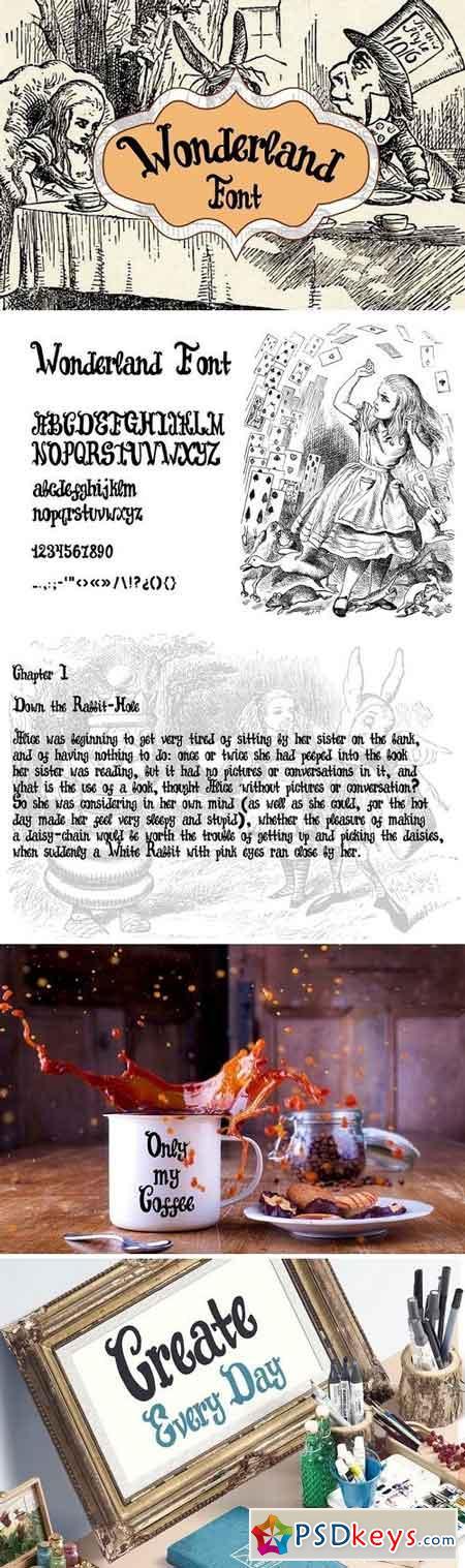 Wonderland script 2032226
