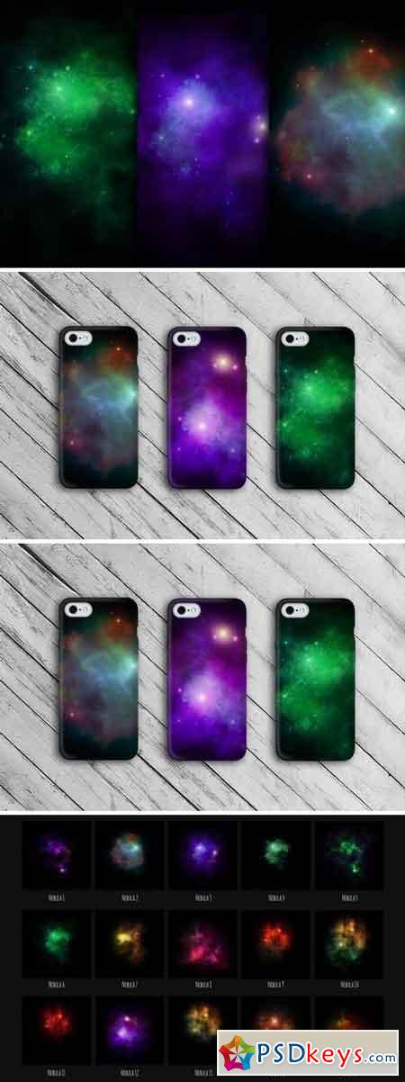 Nebula Backgrounds 1569803