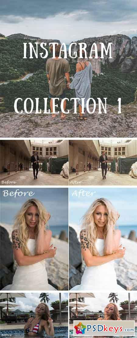 Collection LR Presets Instagram 1 2338027