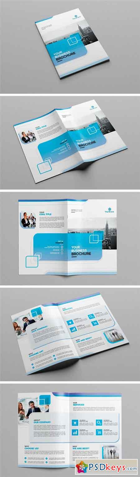 Corporate Bifold Brochure 2350391