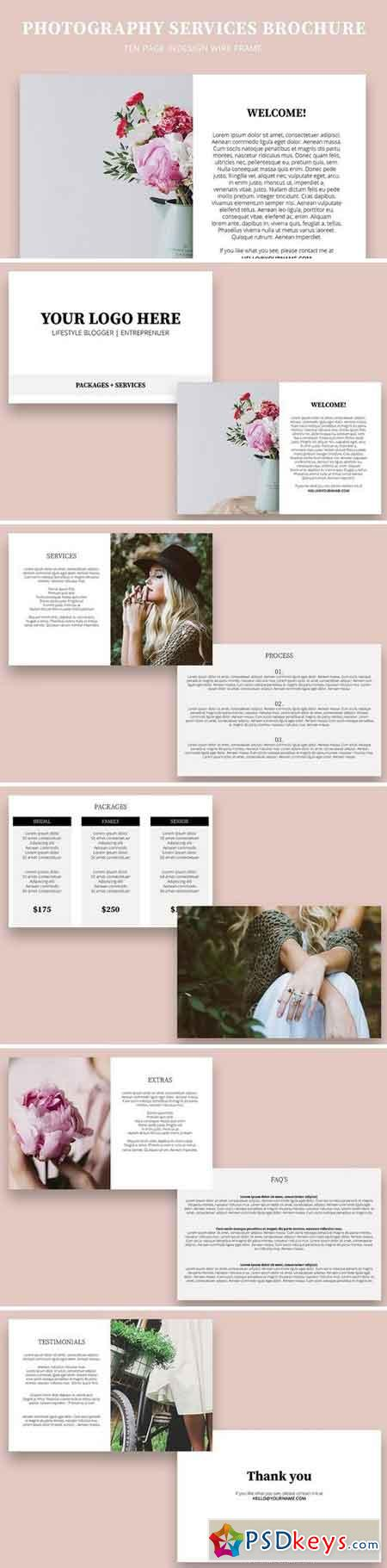Photography Services Brochure 1570076