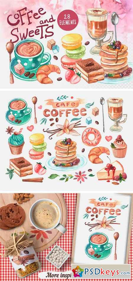 Coffee and Sweets 2271989