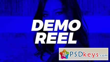 Demo Reel Promo Opener 21167681 - After Effects Projects