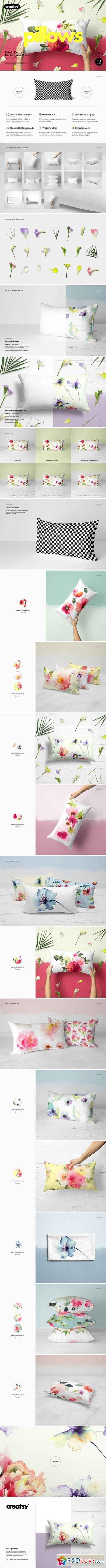 Fabric Factory v5 Rectangular Pillow 2357444