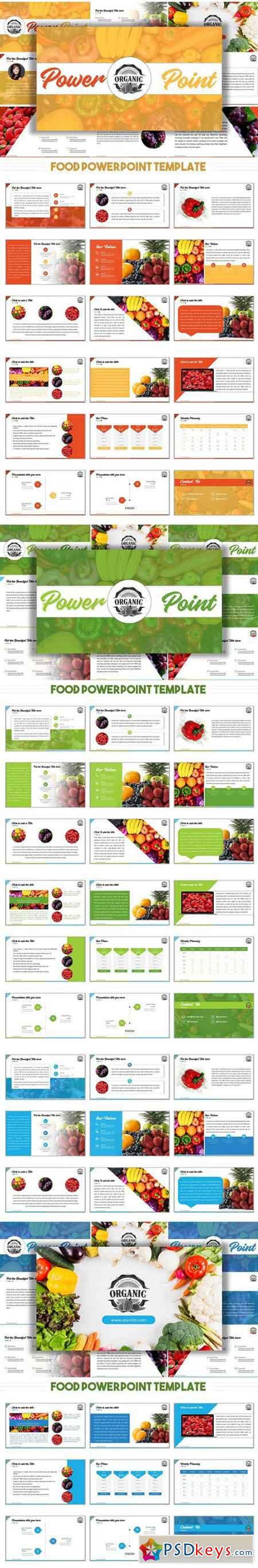 PPTX Food PowerPoint Presentation 2355704