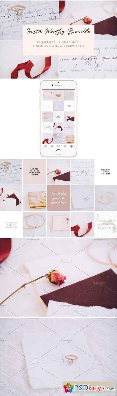 Wedding Styled Photo Bundle 3 2358662