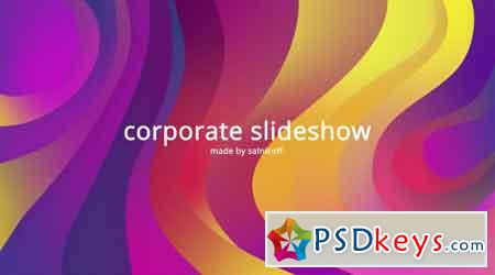 Modern Corporate Slideshow 65323 - After Effects Projects