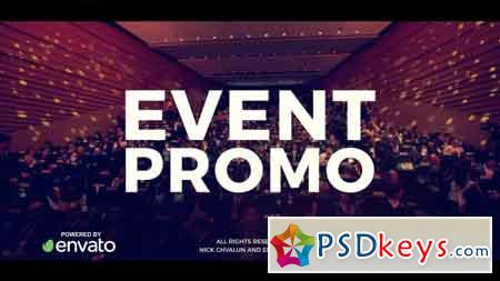 Event Promo 21100026 - After Effects Projects