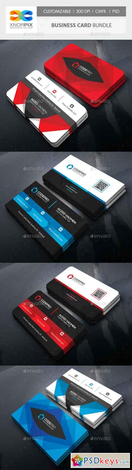 Business Card Bundle 21638141
