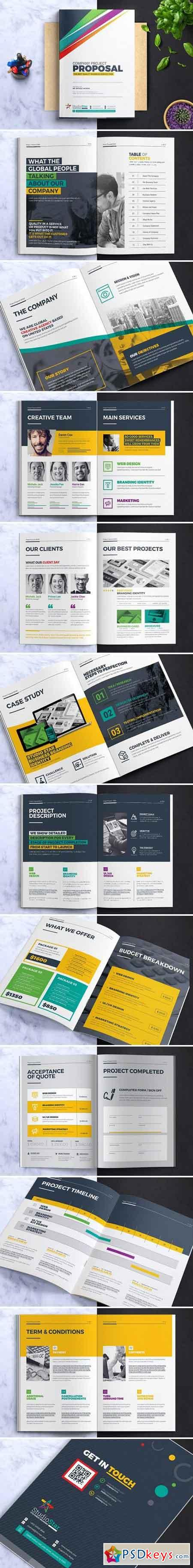 Project Proposal Template 2143268
