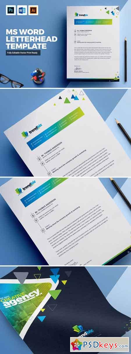 Letterhead page 2 free download photoshop vector stock image via corporate ms word letterhead 2142072 spiritdancerdesigns Choice Image