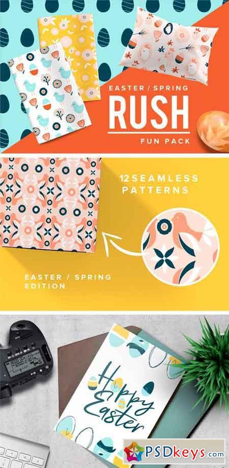 Easter Rush Fun Pack 2371547