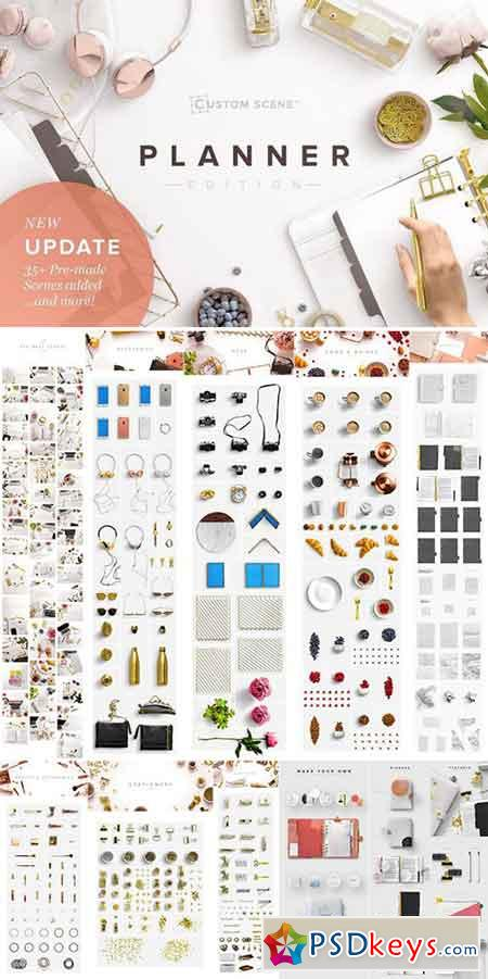 Planner Edition - Custom Scene 1123396 UPDATED