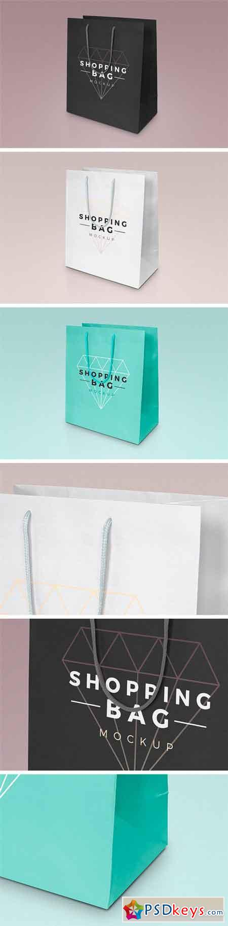 Shopping Bag Mockup 2350263