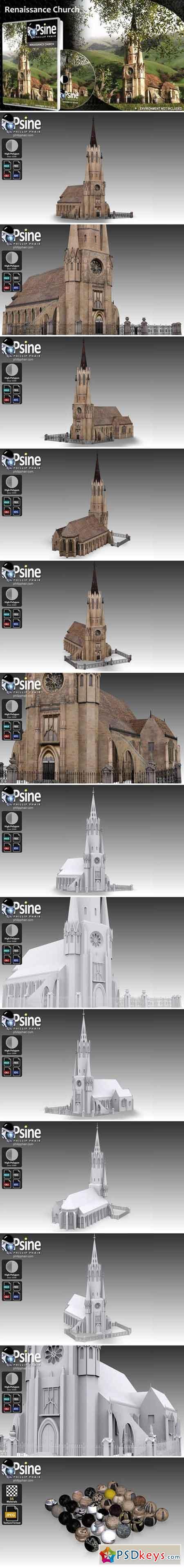 Renaissance Church 1059648