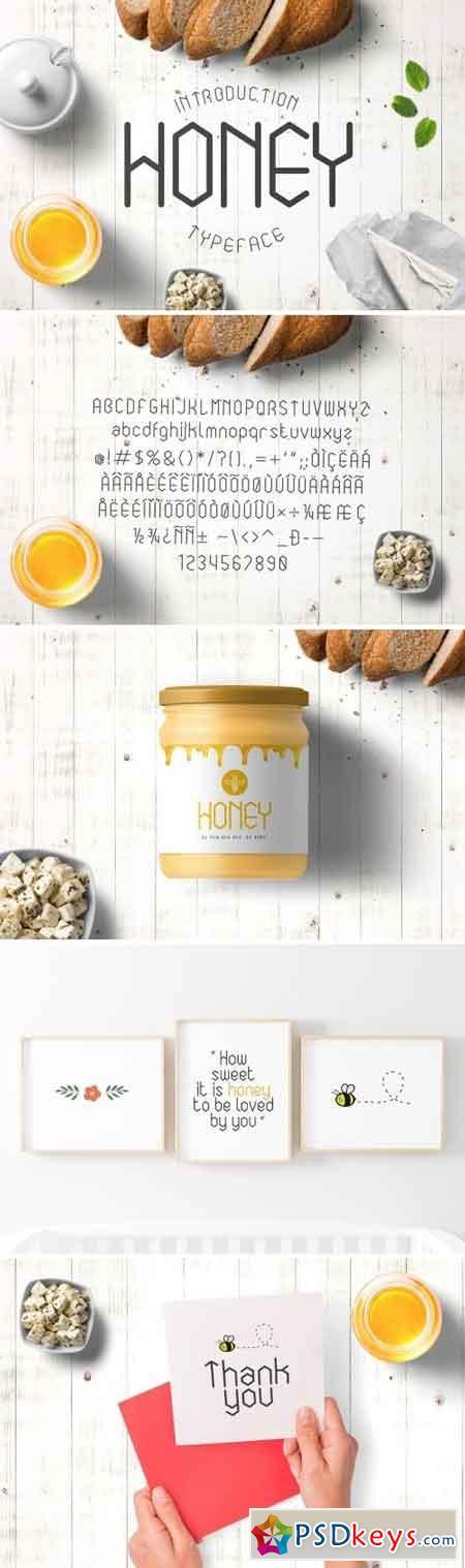 Honey 2080220
