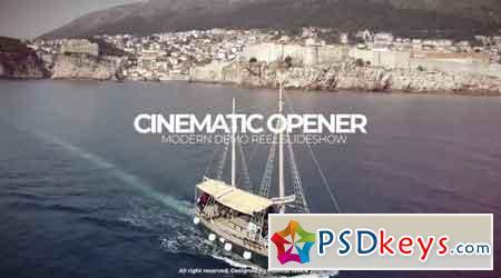 Cinematic Opener 55131 Premiere Pro Templates