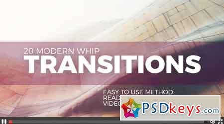 Modern Whip Transitions 56739 Premiere Pro Templates » Free Download