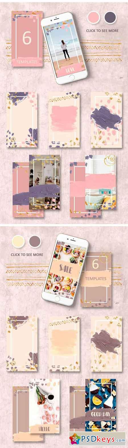 Instagram Stories Template 2265493