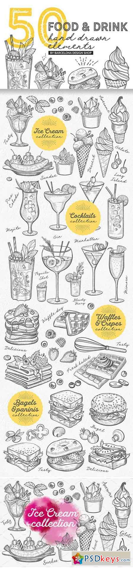 Food & Drink Illustrations 2379402