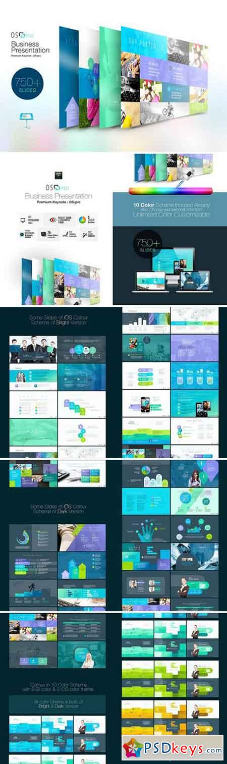 OS Pro Keynote Template 2377877