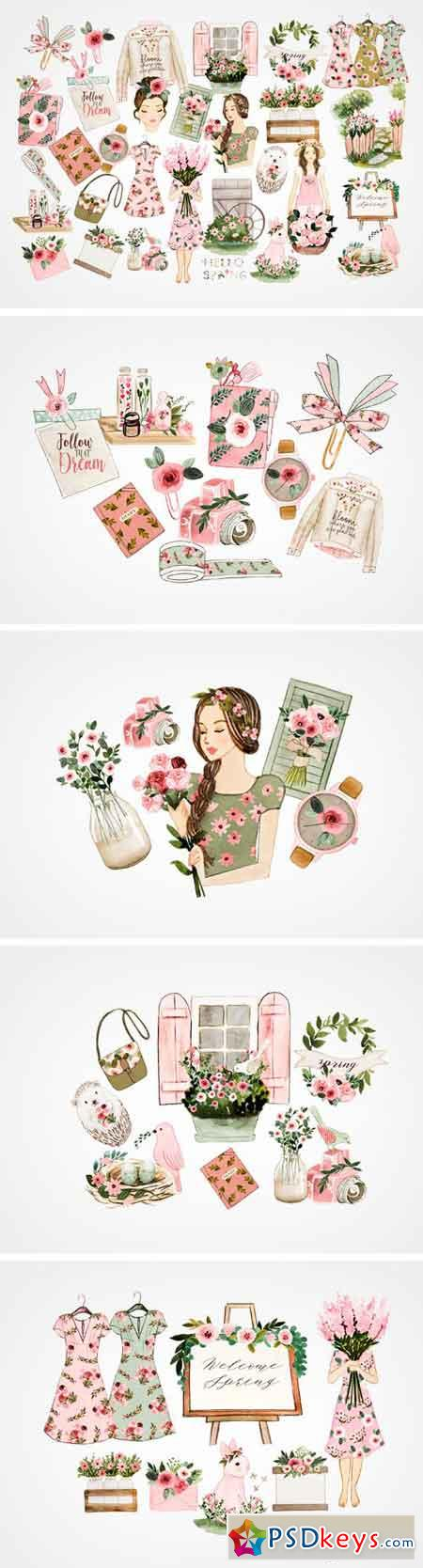 Spring Clipart 2371034