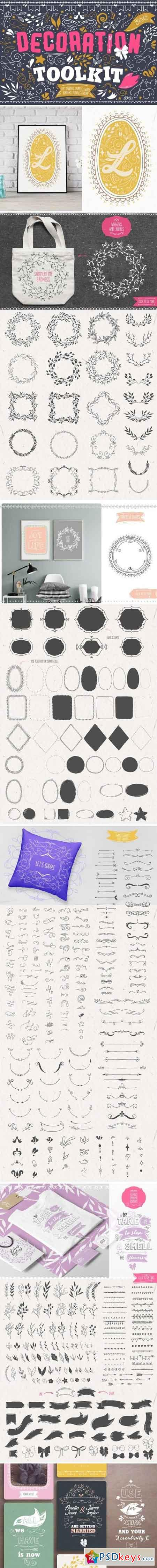 Decoration Toolkit 1568564