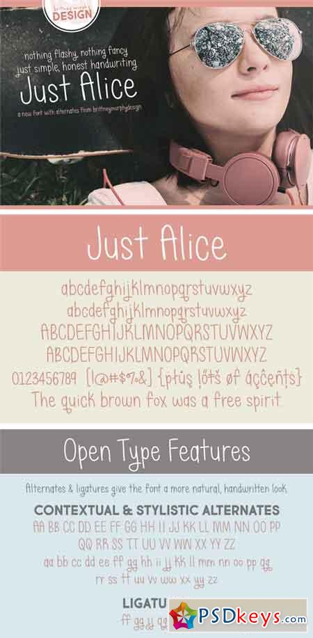Just Alice 2396043