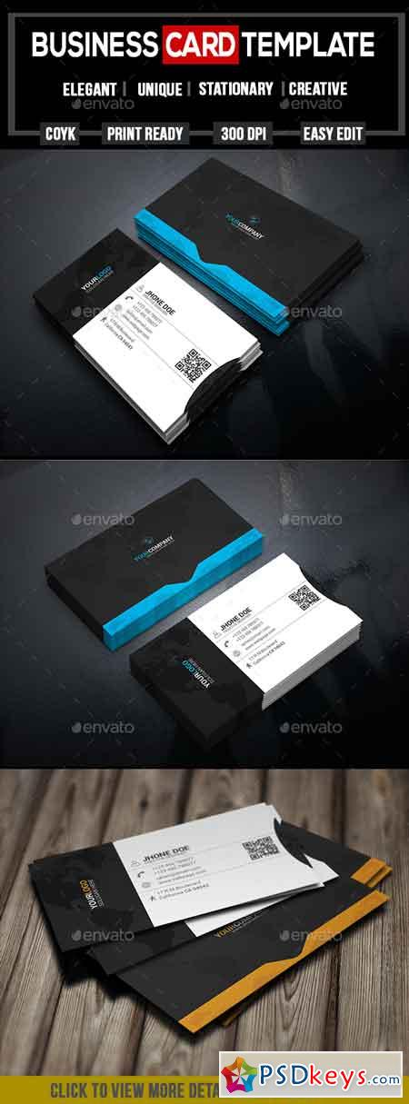 Business cards free download photoshop vector stock image via creative business card v 5 21241771 reheart Choice Image