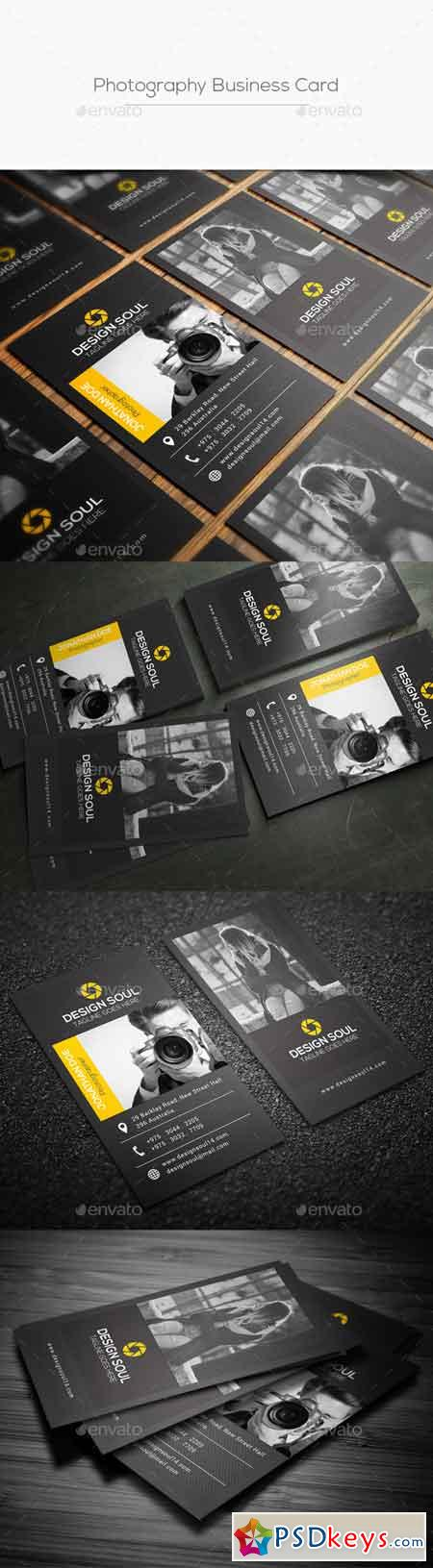 Photography Business Card 21730116