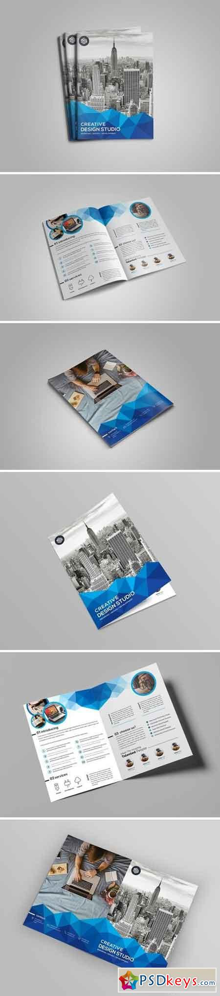 Multipurpose Bi-Fold Brochure 2047960