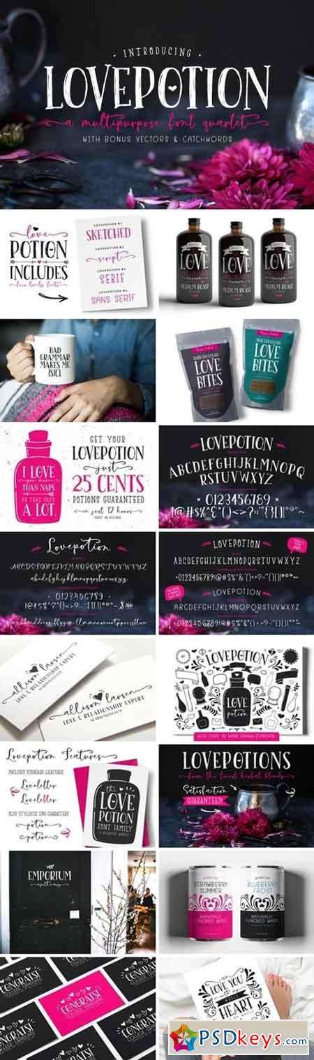 The Lovepotion Collection 2464042