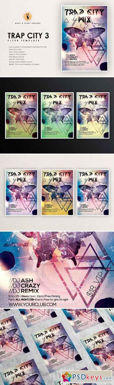 Trap City 3 2403652