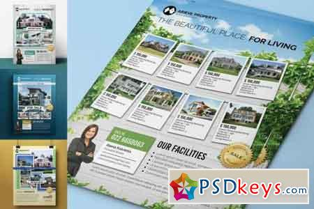 Real Estate Flyer 6