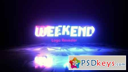 Weekend Logo Revealer 21588639 - After Effects Projects