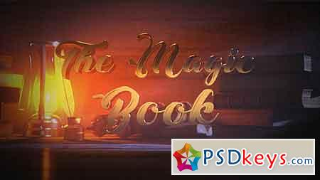 The Magic Book 20812856 - After Effects Projects