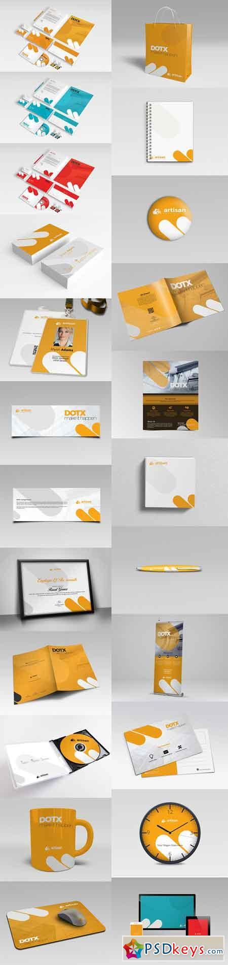 Branding Identity 2303559
